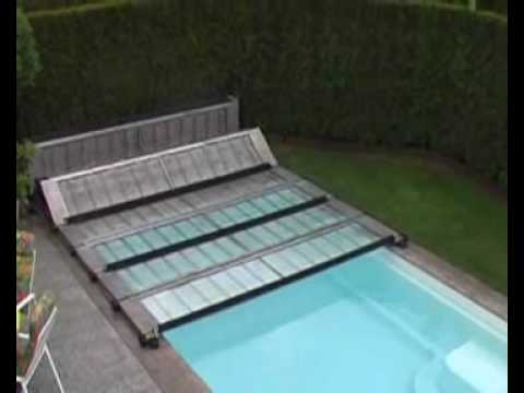 eumax schwimmbadabdeckung poolabdeckung youtube. Black Bedroom Furniture Sets. Home Design Ideas