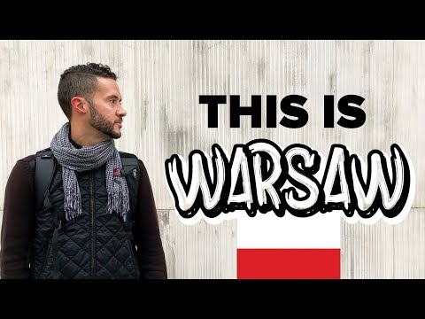 What to do in WARSAW Poland.