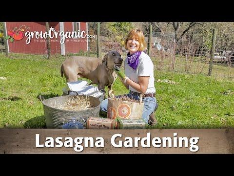 What is the Lasagna Gardening Method?