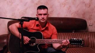 """песни под гитару(ПЕТЛЮРА """"В СТАРОЙ ЦЕРКВУШКЕ"""")"""