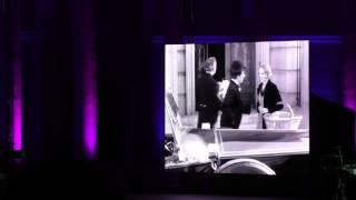 Фильм Чарли Чаплина «Огни большого города» под звуки живой музыки