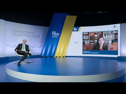 ECB Forum on Central Banking 2020 -  Implications of fundamental global changes for central banks