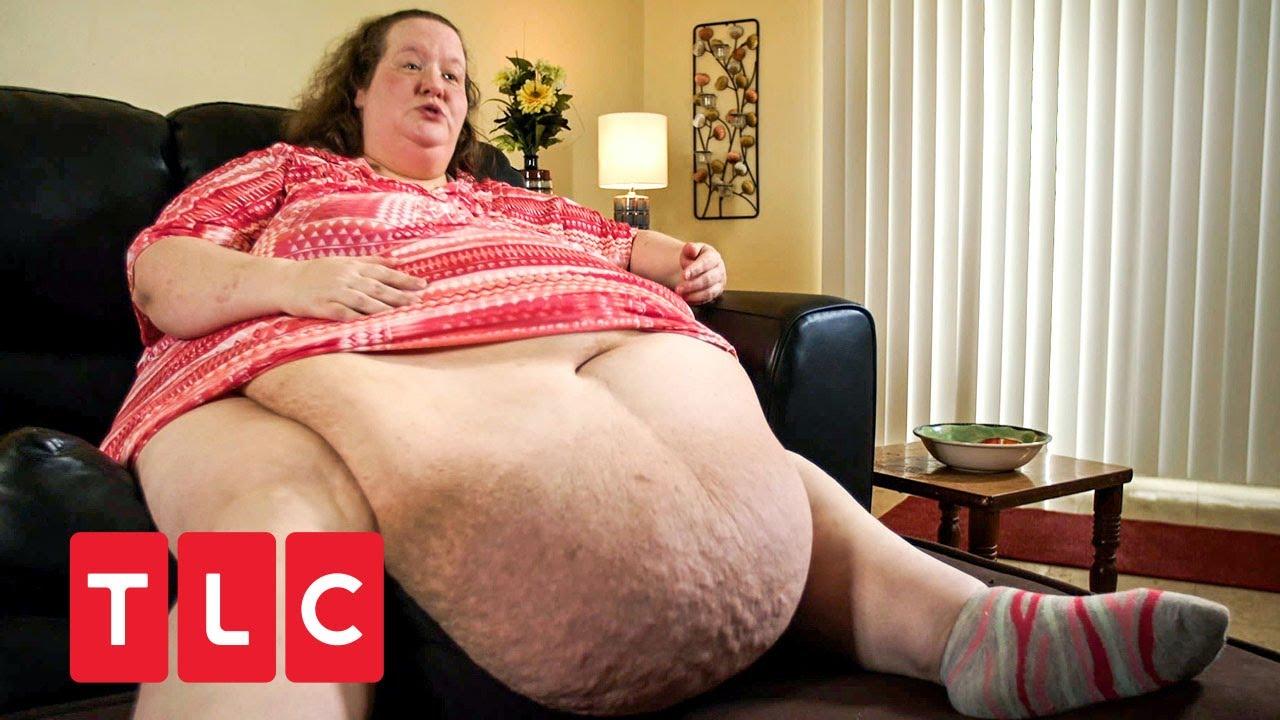 Nackt frau 300 kg Mein Leben