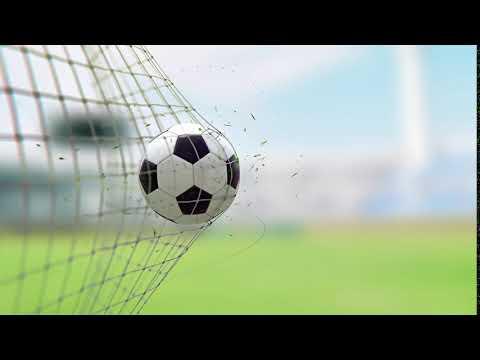 Футбол/футбольный мяч: футаж для видеомонтажа #1