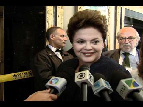 Entrevista coletiva da presidenta Dilma Rousseff em Nova York