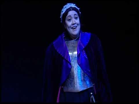 """Tancredi , G Rossini , Marita Paparizou contralto  ,"""" Ecco amici Tancredi, Rondo e Finale """""""
