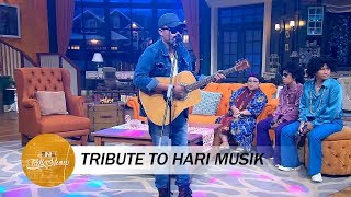 Tribute Musisi 70an ala Ini Talk Show