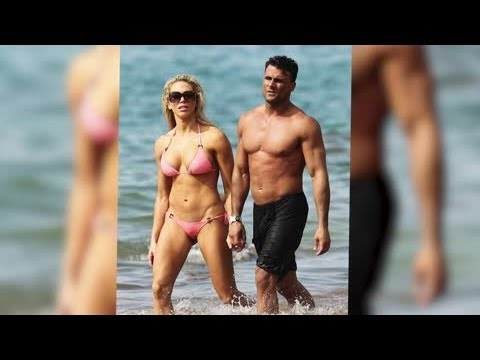 Baywatch's Jeremy Jackson Honeymoons With New Model Wife  Splash   Splash  TV