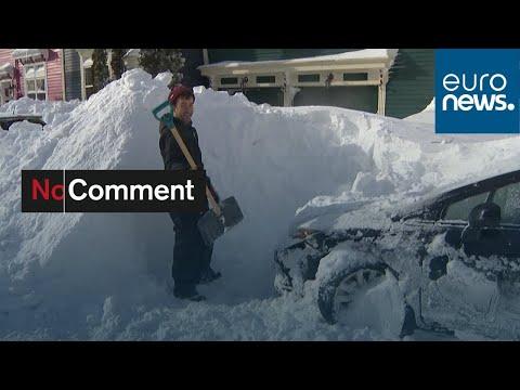 شاهد: كندا تستعين بالجيش لإنقاذ إقليم غمرته الثلوج الكثيفة…  - نشر قبل 19 دقيقة
