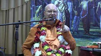 Бхагавад Гита 6.30 - Бхакти Чайтанья Свами