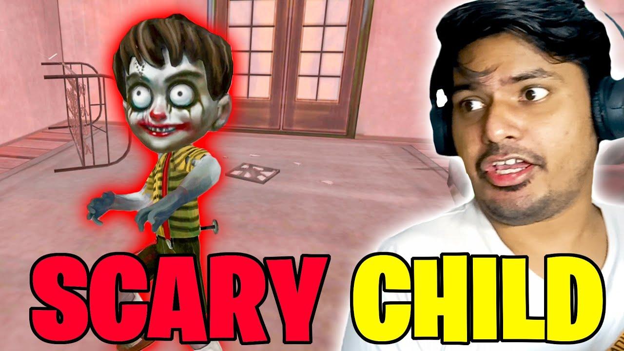 Granny ka bachcha - Scary Child