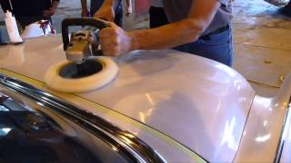 Rory Showing buffing your car's paint - Do's and don'ts