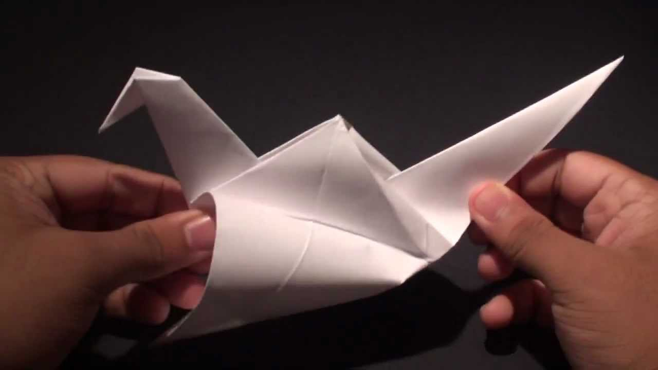 How to Make an Origami Flying Swan (with Pictures) - wikiHow | 720x1280