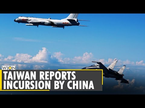 US warns China over Taiwan meddling | Taiwan reports large incursion by Chinese Air Force | WION