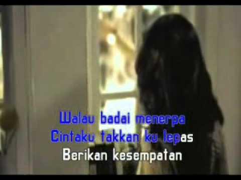Nikita Willy - Ku Tetap Menanti Karaoke.wmv