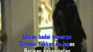 Nikita Willy - Ku Tetap Menanti Karaoke.wmv