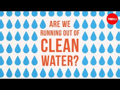 Video image: Are we running out of clean water? - Balsher Singh Sidhu