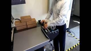 Eastey Enterprises' L-Sealer Jelly Application