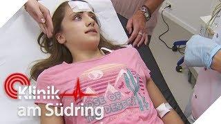 Woher kommt die rätselhafte Essstörung des Mädchens? | Klinik am Südring | SAT.1 TV