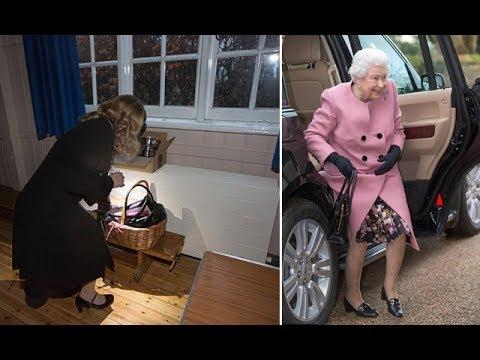 Queen Elizabeth news - The Queen joins the Women's Institute in Norfolk