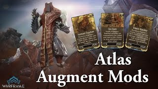 Warframe | Atlas Augment Mods