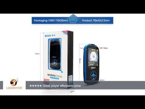 CFZC 4GB Bluetooth MP3 Player Lossless Sound Music Media player With FM Radio,, Voice Record