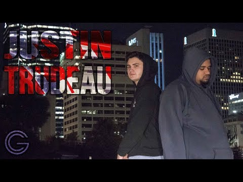 Tonzo' & SILNT - Justin Trudeau (OFFICIAL MUSIC VIDEO)
