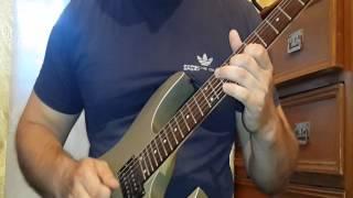Гимн России, гитара   Russian National Anthem