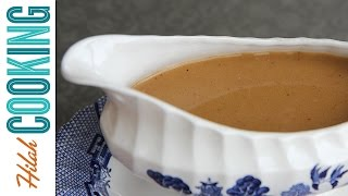 How to Make Gravy | Turkey Gravy Recipe
