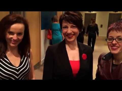 #PSAMEGA 2014 Speaker Factor 2014 Finalists - Claire Carpenter, Mel Sherwood, Gina Battye
