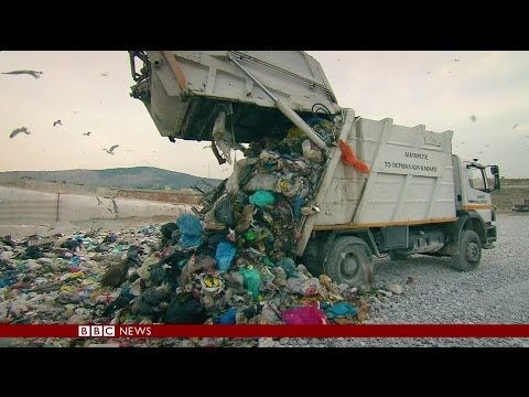 GREECE TOLD TO CLEAN UP IT'S 'RUBBISH' ACT - BBC NEWS