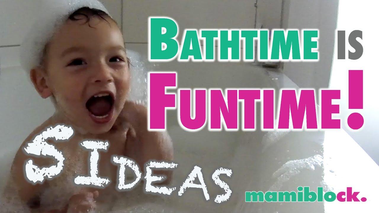 5 ideen f r die badewanne fun for kids mamiblock der. Black Bedroom Furniture Sets. Home Design Ideas