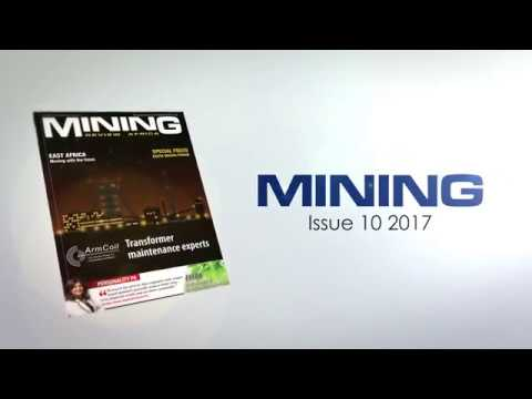 Mining Review Africa Issue 10/2017