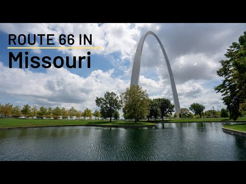 Route 66 Road Trip Stops in Missouri