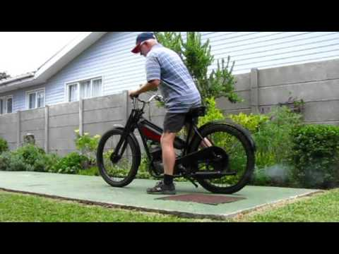 NEW HUDSON AUTOCYCLE | On the Road Again