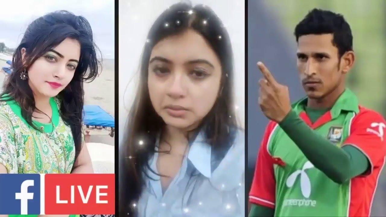 Nasir Hossain and Humayra Subah facebook live..