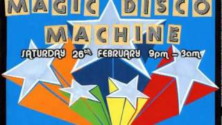 Magic Disco Machine - Feb