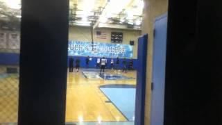 Orlando Magics at baruch gym