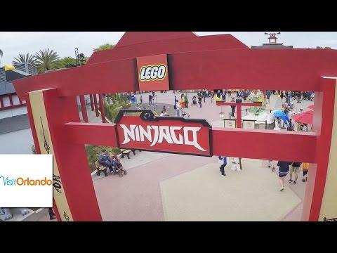 Ninjago World at LEGOLAND Florida | Visit Orlando