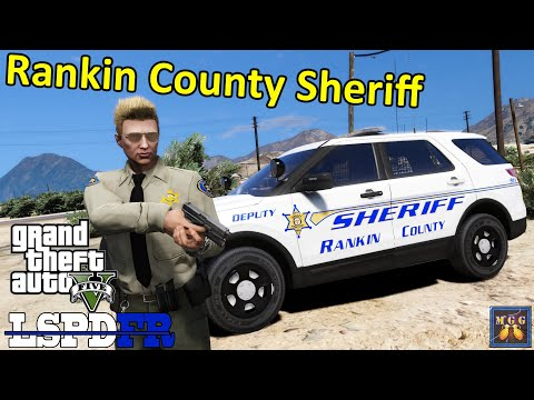 Rankin County Sheriff Patrol | GTA 5 LSPDFR Episode 456 |