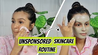Get UNREADY With Me / Skincare, Haircare & Body Routine