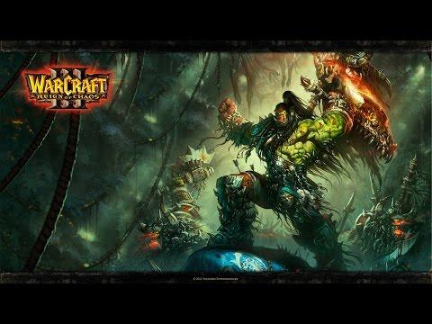Warcraft 3: Reign of Chaos #42 - пробуждение Фариона (без комментариев)