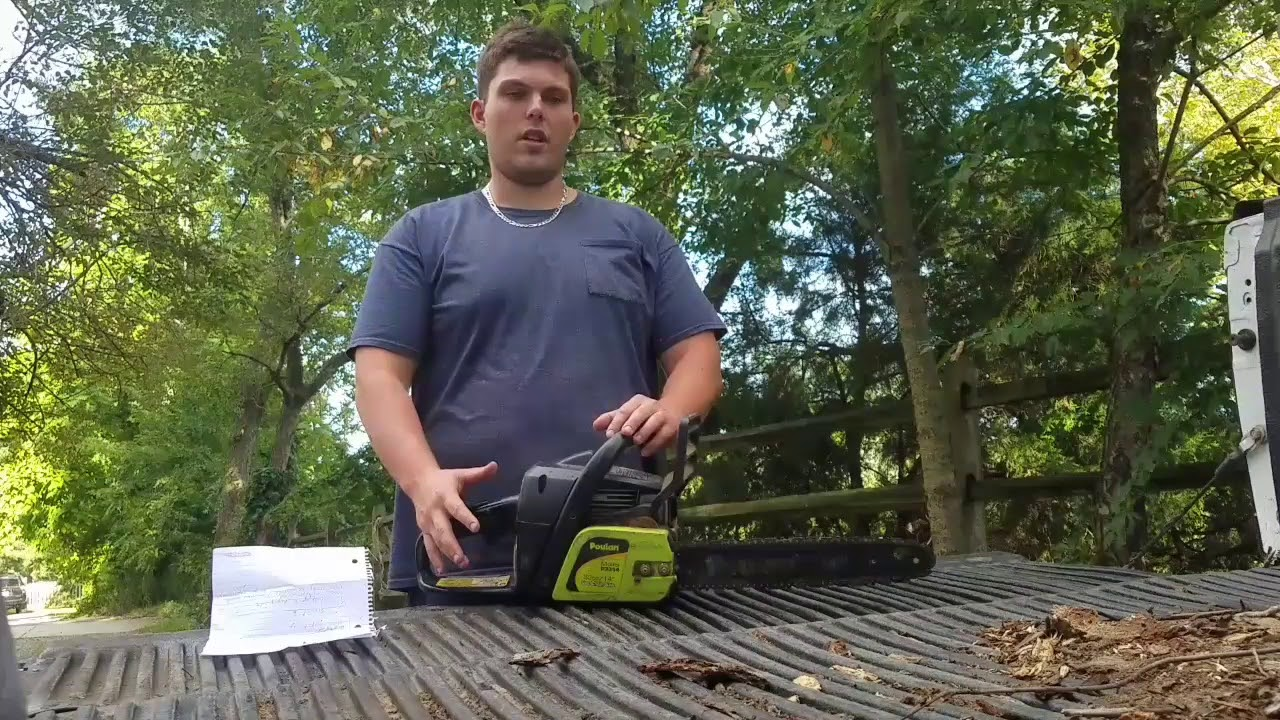 Are Poulan Chainsaws really THAT bad?