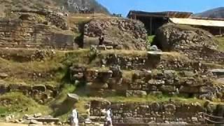 Templo de Chavin de Huantar - Parte 1