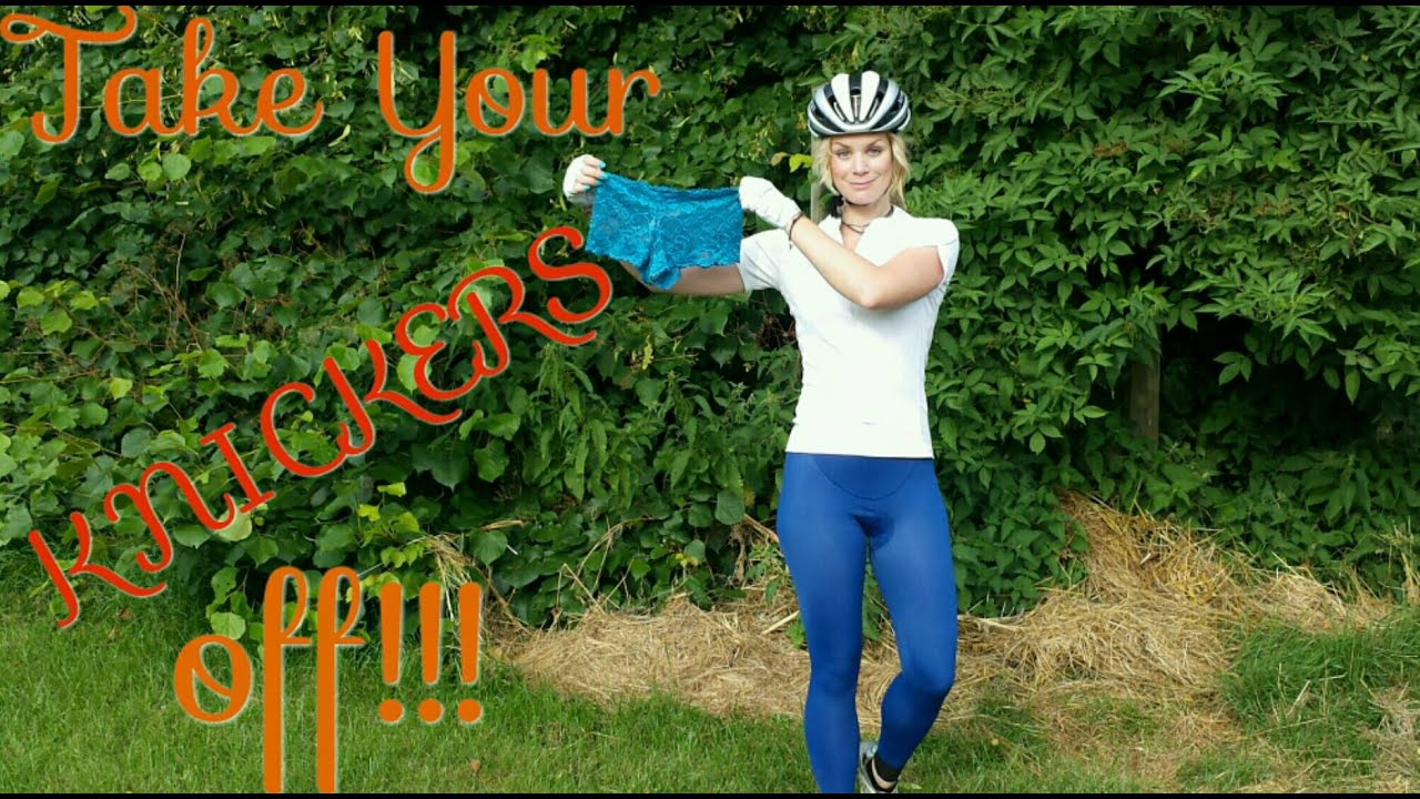 Take Your Knickers Off Tips For Cycling In Comfort