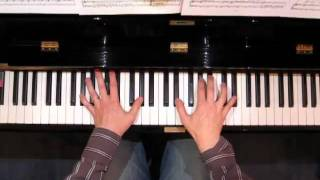 Colours - Phil Collins - Part 1 & Part 2 - Piano version