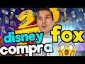 Disney COMPRA FOX / ¿Bueno o Malo?/ Memo Aponte