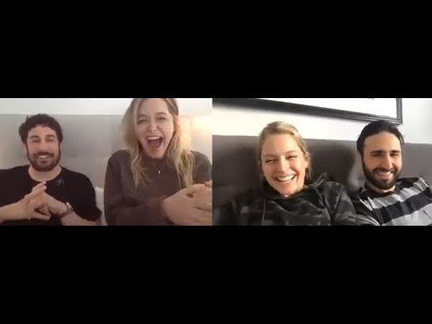 Couples in Quarantine with Jason Biggs and Jenny Mollen, Hosted by Sara Haines & Max Shifrin