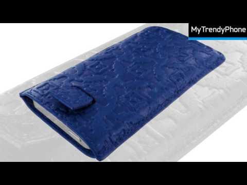 Pull iPhone 5 veske fra Piel Frama