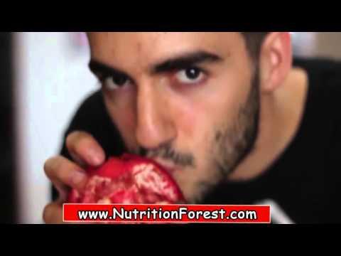 How Do You Eat a Pomegranate?
